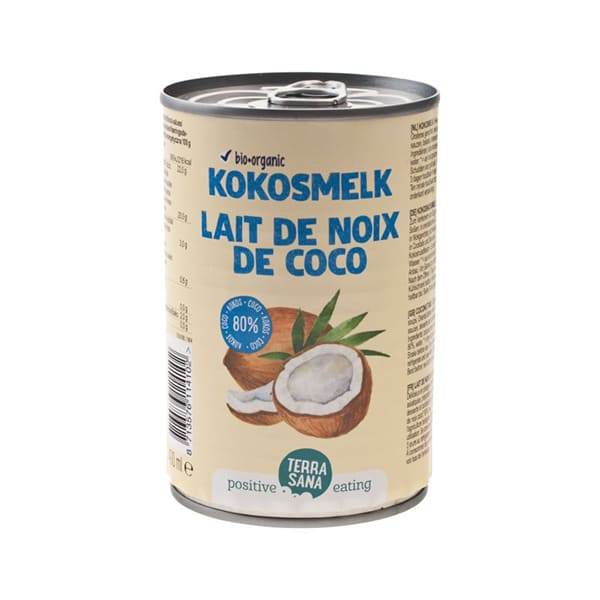 Leche coco Terra Sana 400ml ECO