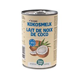 Leche de coco 400ml ECO