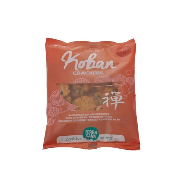 Snack arroz koban TSana 80g ECO