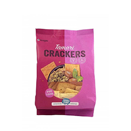 Snack arroz integral 60g ECO