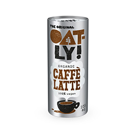 Beb. av/cafe/lat Oatly 235ml ECO