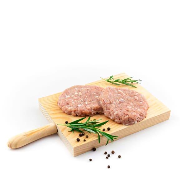 Hamburguesa de pollo 2x100g ECO