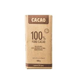 Tableta 100% Cacao 100g ECO