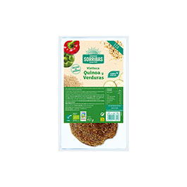 Vistteca Quinoa/Verduras 90g ECO