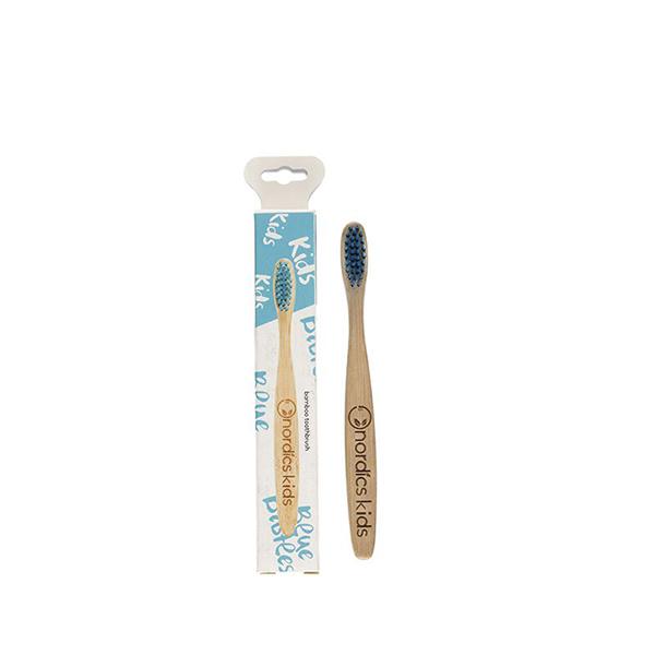 Cepillo dientes Bambú niño