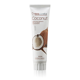 Dentífrico AntiPlaca Coco 100ml