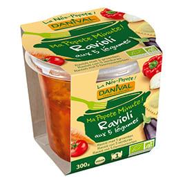 Ravioli 5 verduras 300g