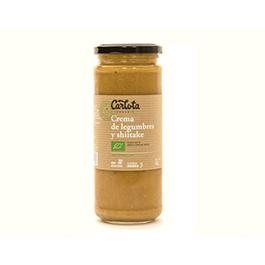 Crema legumbre/shitake 450g