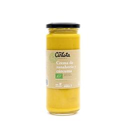 Crema  zanahoria/cúrcuma 450g