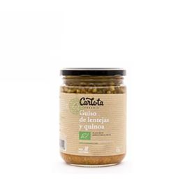 Guis lent/quinoa Carlota 450g ECO