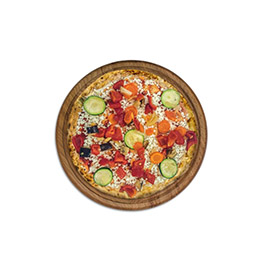 Pizza Vegetal 395g