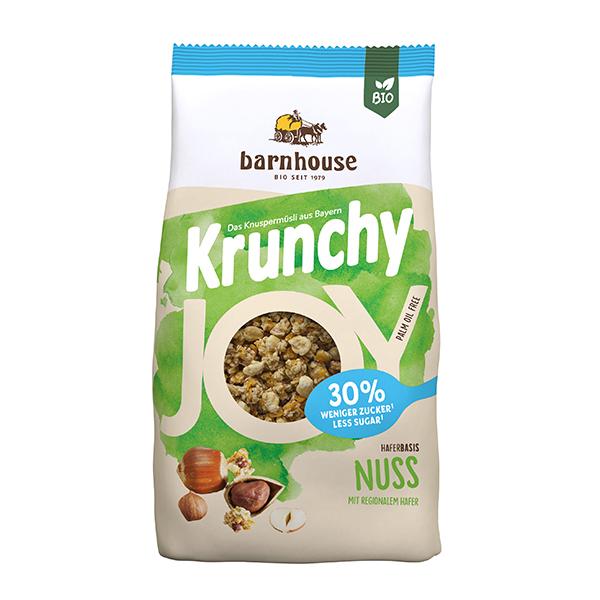 Crunchy avell b/azu Barnh 375g ECO