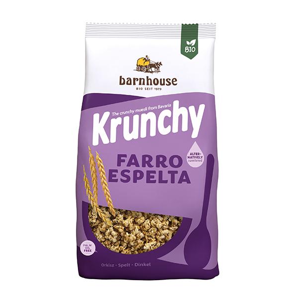 Crunchy sun de espelta 350g ECO