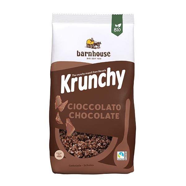 Crunchy sun Chocolate 750g ECO