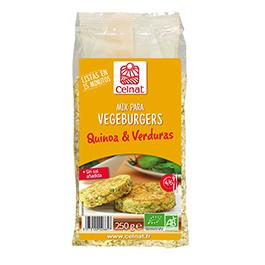 Mix Hamb Qui/Verd Celnat 250g ECO