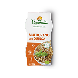 Multigrano Quinoa 2x125g ECO