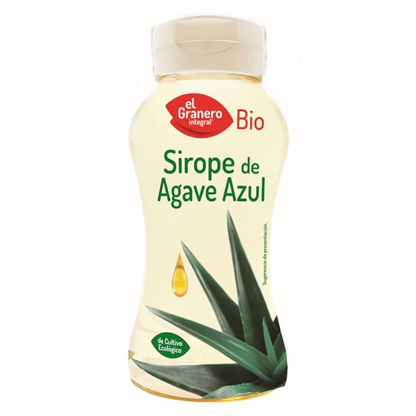 Sirope de Agave 400g ECO