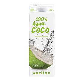 Agua Coco Veritas 1L ECO