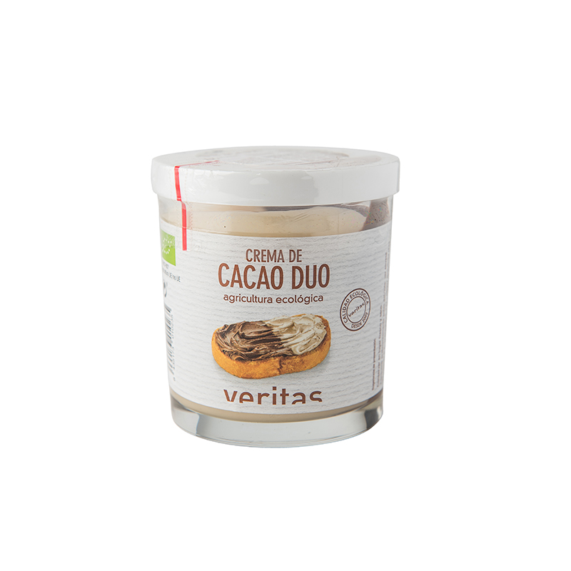 Cr.Cacao Duo Verit 200g ECO