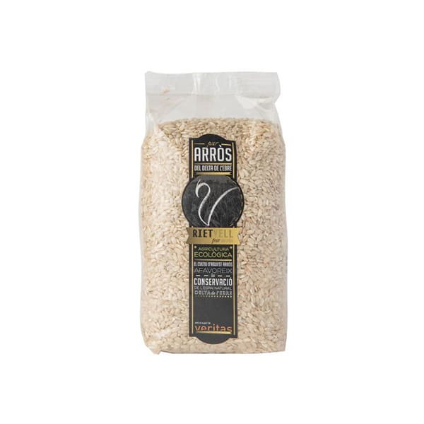 Arroz Int.Red Rietvell 1kg ECO