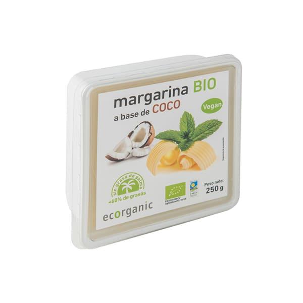 Margarina de coco 250g ECO