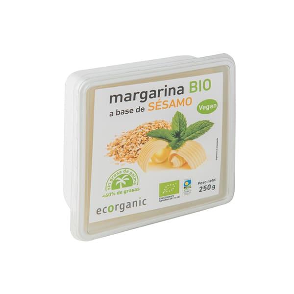 Margarina de sésamo 250g ECO