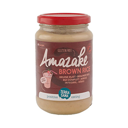 Amasake Arroz integral 380g ECO
