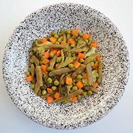 Menestra de verduras 250g ECO