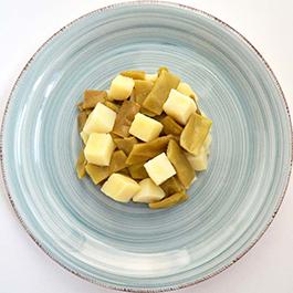 Judía/Patata 300g O.100 ECO