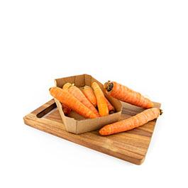 Zanahoria Bandeja 500g ECO