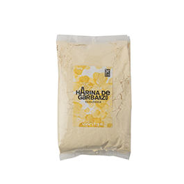 Harina Garbanzo Ver 500g ECO