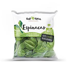 Espinacas Ecoama 125g ECO