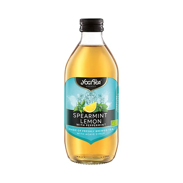 Infusión Limón/Menta 330ml ECO