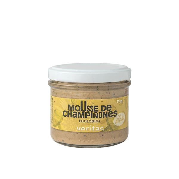 Mousse Champiñones y Cebolla ECO