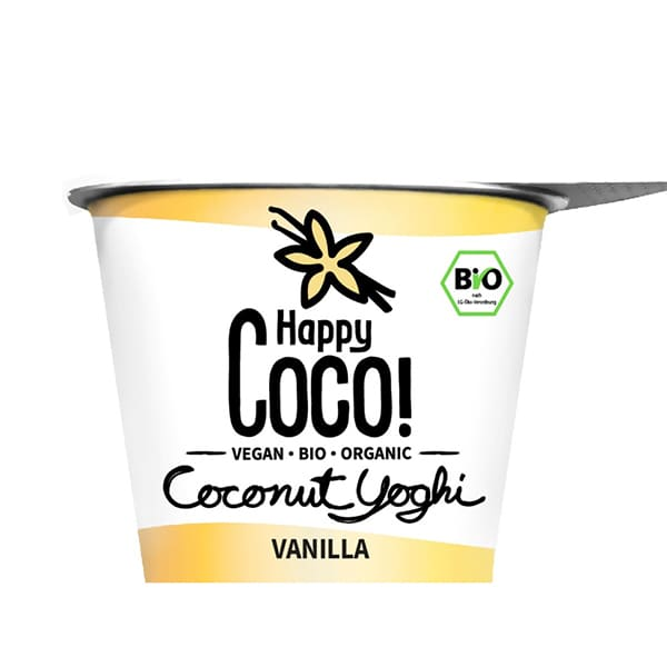 Postre Coco con vainilla 330g ECO