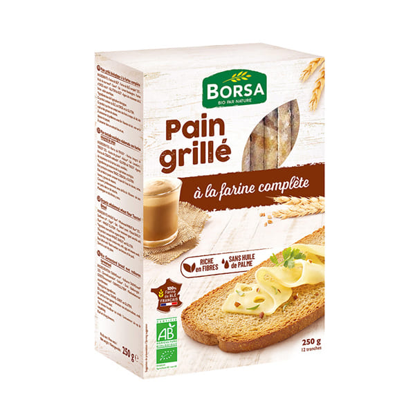 Pan Tost T.Int 250g ECO