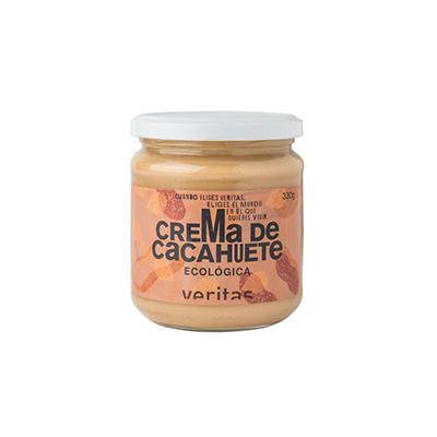 Crema De Cacahuete 100% Veritas 330G