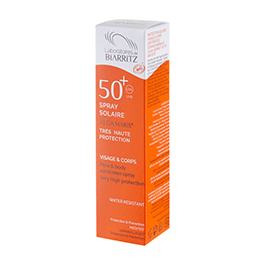 Spray Solar Cara & Cos 50+ ECO