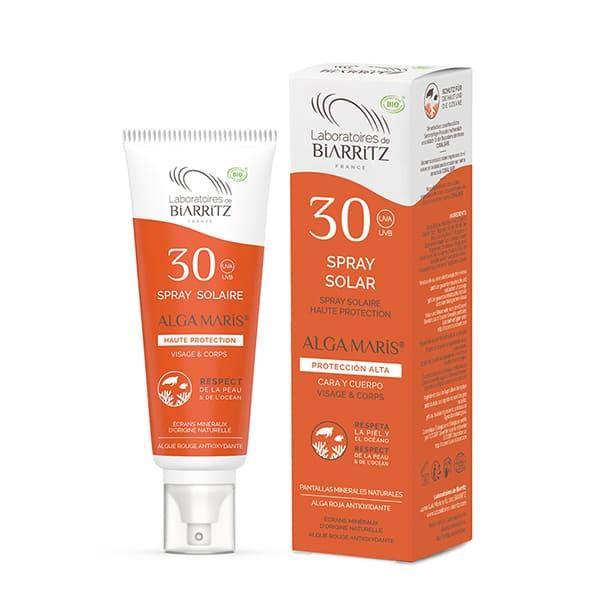 Spray Solar Cara & Cuerpo 30+ ECO