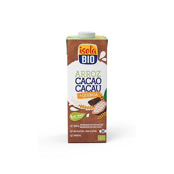 Bebida Arroz/Cacao Calcio ECO