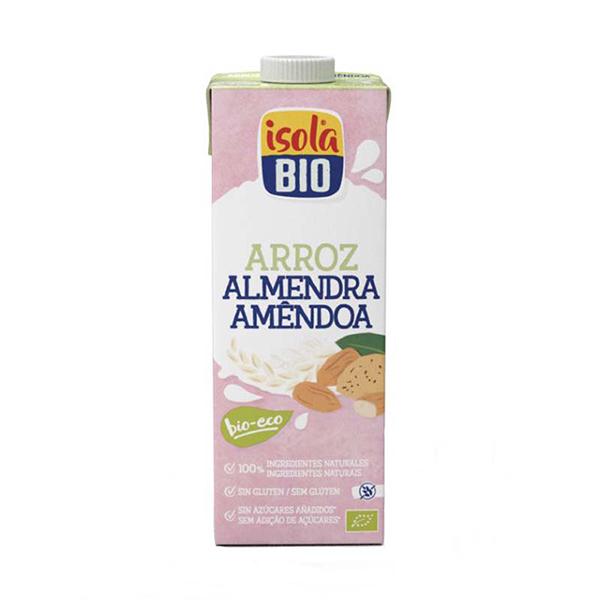 Bebida Arroz/Almendra 1L ECO