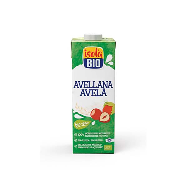 Bebida de avellanas 250ml ECO
