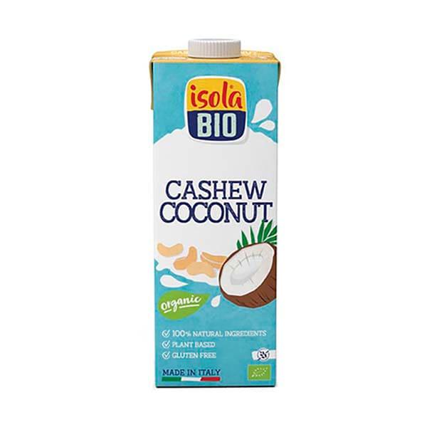 Bebida Coco y Anacardo 1L ECO