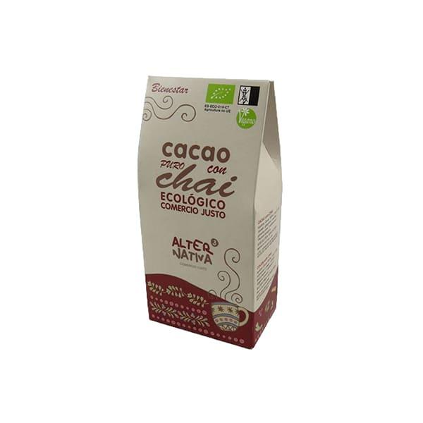 Cacao Puro con Chai 125g ECO