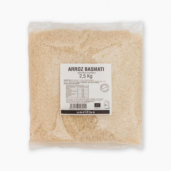 Arroz Basmati Integral 2,5kg ECO