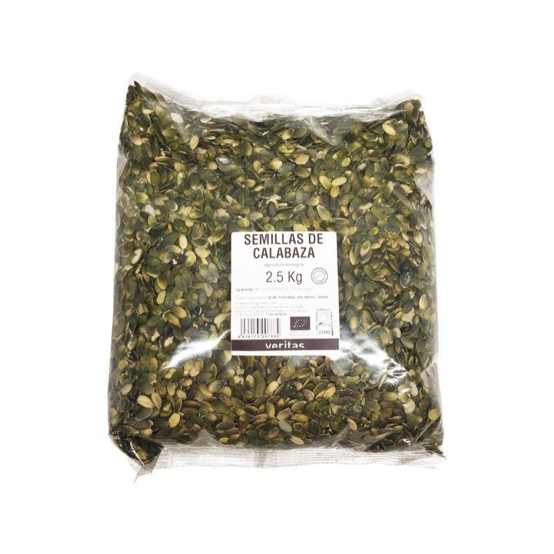 Semillas Calabaza 2,5kg ECO