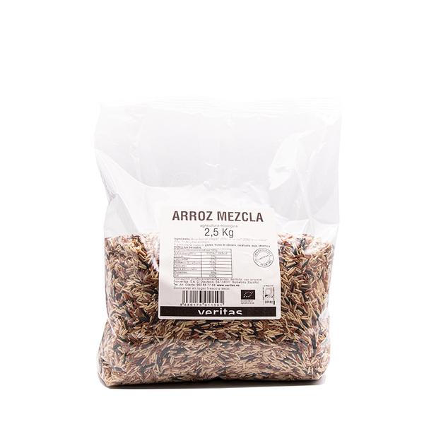 Arroz Mezcla 2,5 ECO