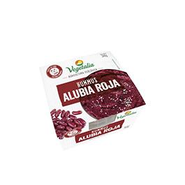 Hummus Alubia Roja 240g ECO