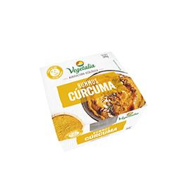 Hummus Cúrcuma 240g ECO