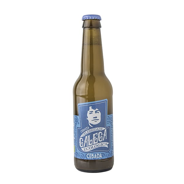 Cerveza Cebada 33cl ECO
